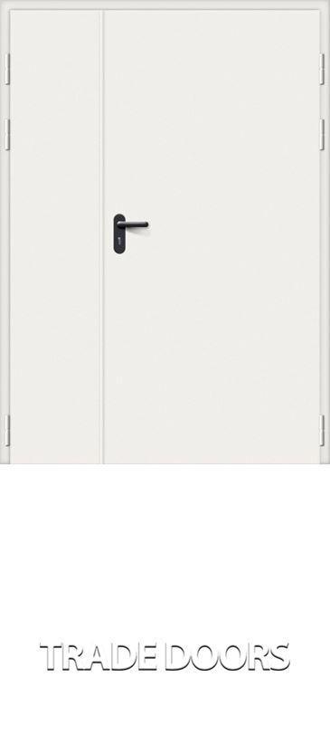 Дверь ДМУ-1,5 ясень белый